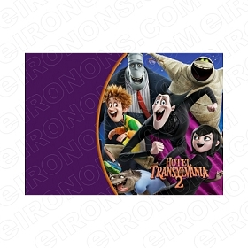 HOTEL TRANSYLVANIA 2 BLANK EDITABLE INVITATION INSTANT DOWNLOAD #IHT1