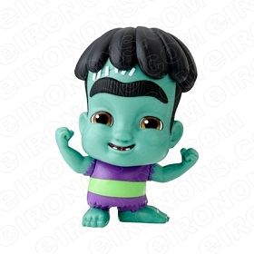 SUPER MONSTERS FRANKIE MASH CHARACTER T-SHIRT IRON-ON TRANSFER DECAL #CSM3