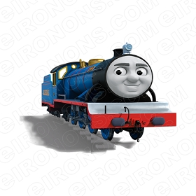 THOMAS & FRIENDS BERT CHARACTER T-SHIRT IRON-ON TRANSFER DECAL #CTAF2