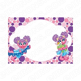 ABBY CADABBY BLANK EDITABLE INVITATION INSTANT DOWNLOAD #IAC1