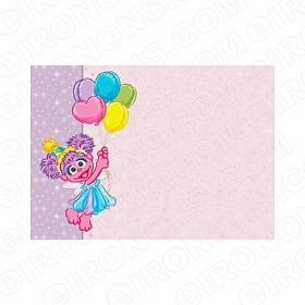 ABBY CADABBY BLANK EDITABLE INVITATION INSTANT DOWNLOAD #IAC4