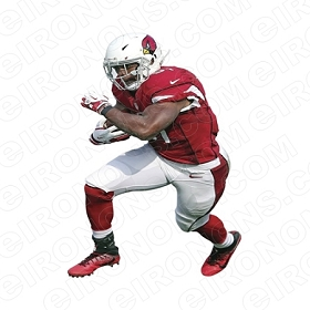 ARIZONA CARDINALS  DAVID JOHNSON SPORTS NFL FOOTBALL T-SHIRT IRON-ON TRANSFER DECAL #SFAC2