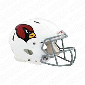 ARIZONA CARDINALS  HELMET SPORTS NFL FOOTBALL T-SHIRT IRON-ON TRANSFER DECAL #SFAC3