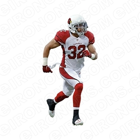 ARIZONA CARDINALS  TYRANN MATHIEU SPORTS NFL FOOTBALL T-SHIRT IRON-ON TRANSFER DECAL #SFAC8