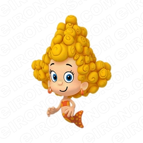 BUBBLE GUPPIES DIGITAL DEEMA CLIPART PNG IMAGE SCRAPBOOK INSTANT DOWNLOAD