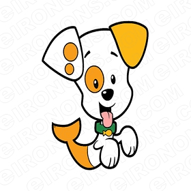 BUBBLE GUPPIES DIGITAL PUPPY PAWS OUT CLIPART PNG IMAGE SCRAPBOOK INSTANT DOWNLOAD