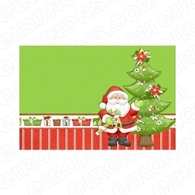 CHRISTMAS BLANK EDITABLE HOLIDAY INVITATION INSTANT DOWNLOAD #CI2
