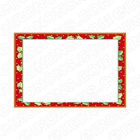 CHRISTMAS BLANK EDITABLE HOLIDAY INVITATION INSTANT DOWNLOAD #CI7