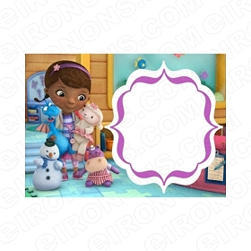DOC MCSTUFFINS BLANK EDITABLE INVITATION INSTANT DOWNLOAD #IDM2