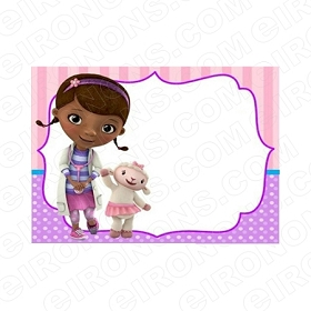 DOC MCSTUFFINS BLANK EDITABLE INVITATION INSTANT DOWNLOAD #IDM3