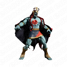 THUNDERCATS MUMM-RA MAD COMIC T-SHIRT IRON-ON TRANSFER DECAL #CTC12