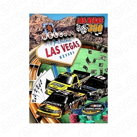 WELCOME TO FABULOUS LAS VEGAS 350 NEVADA T-SHIRT IRON-ON TRANSFER DECAL #LVS7