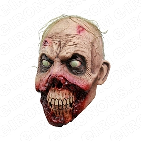 ZOMBIE ROTTEN GUMS BIG HEAD HALLOWEEN T-SHIRT IRON-ON TRANSFER DECAL #HZBH6