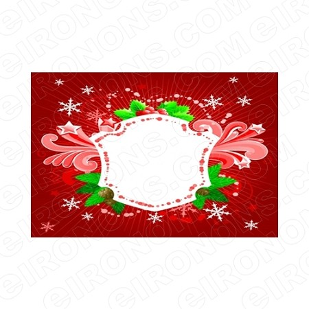 CHRISTMAS BLANK EDITABLE HOLIDAY INVITATION INSTANT DOWNLOAD #CI5