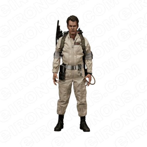 GHOSTBUSTERS RAY STANTZ MOVIE T-SHIRT IRON-ON TRANSFER DECAL #MGB7
