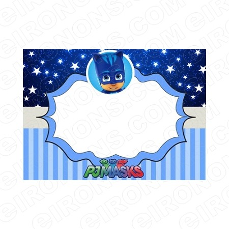 PJ MASKS BLANK EDITABLE INVITATION INSTANT DOWNLOAD #IPJM2 ...
