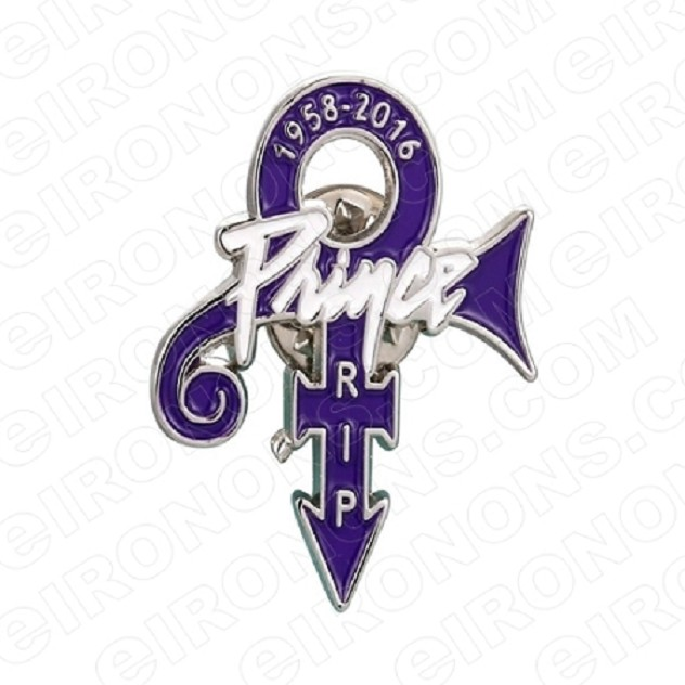 PRINCE 1958-2016 RIP MUSIC T-SHIRT IRON-ON TRANSFER DECAL #MP1