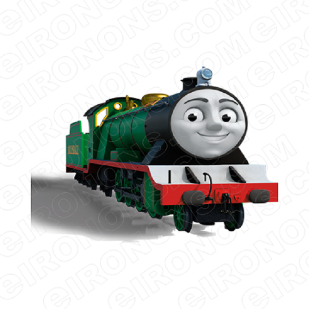 THOMAS & FRIENDS REX CHARACTER T-SHIRT IRON-ON TRANSFER DECAL #CTAF6